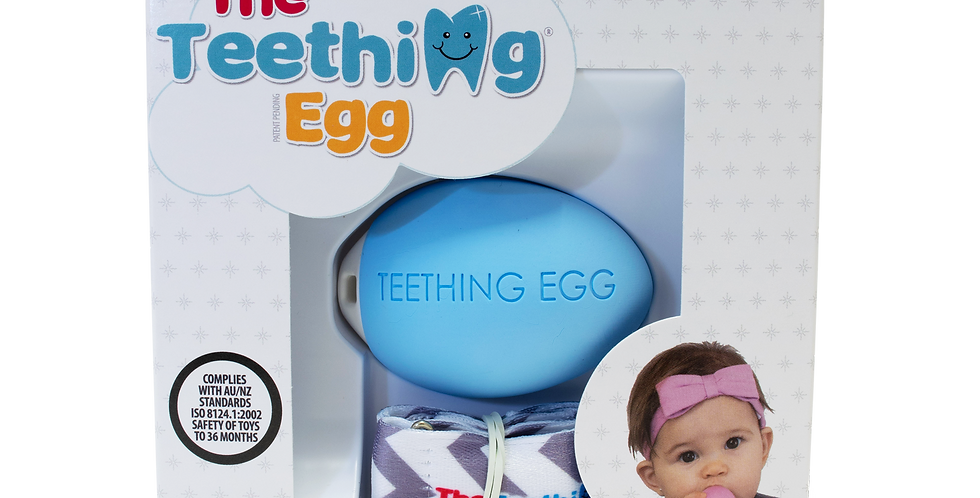 Brands 4 Kids - The Teething Eggs