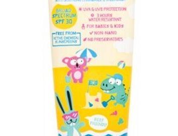 Jack n' Jill - Natural Sunscreen (Babies & Kids) SPF 30 100g