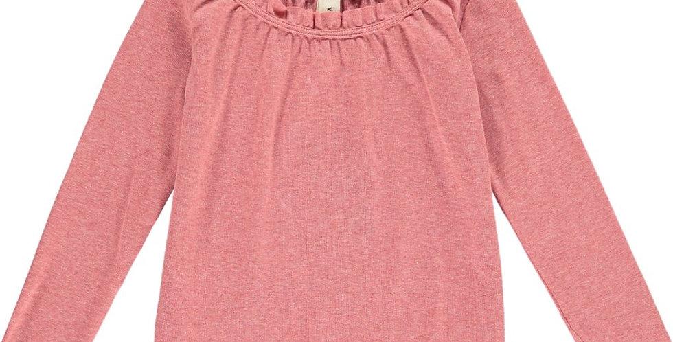 Vignette - Kelly T-Shirt In Rose