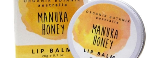 Organik Botanik - Manuka Honey Lip Balm