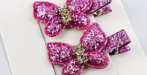 Sweet As sugar - Butterfly Hair Clip