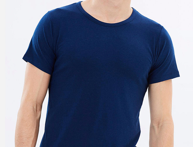 Bamboo Body - Men's Bamboo Tee  Navy