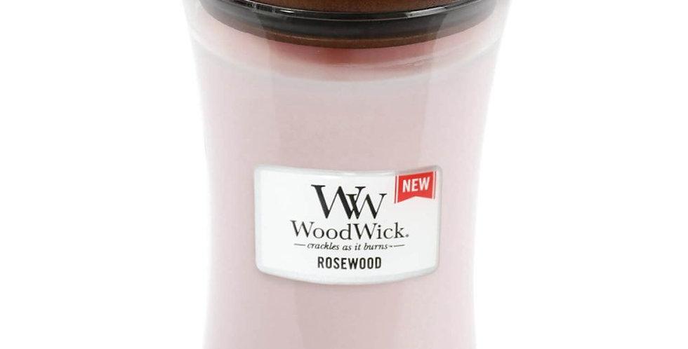 Wood Wick -  Woodwick Rosewood Large