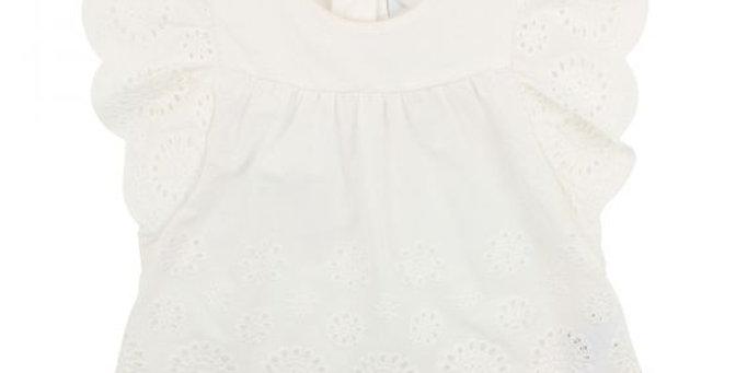 Mini Haha - Isla Broiderie Dress