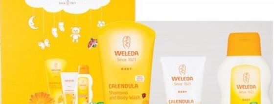 Weleda - Calendula Baby Love Gift Set