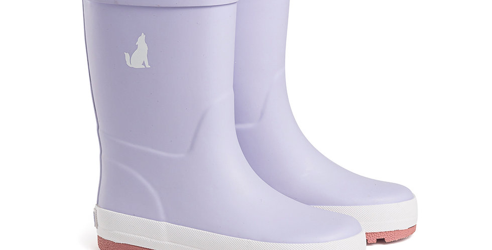 CryWolf - Rain Boots Lilac
