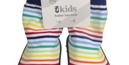 Es Kids - Rubber Soled Socks