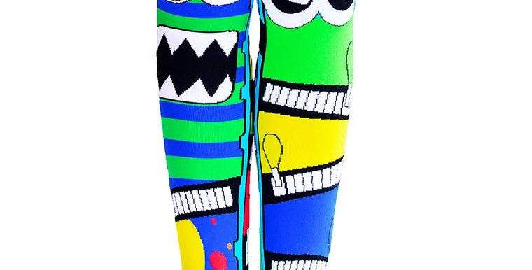 Madmia - Monster Socks