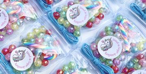 Sweet As Sugar - Christmas DIY Necklace Kit