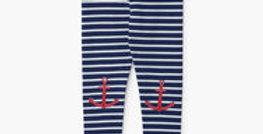 Hatley - Nautical Striped Leggings