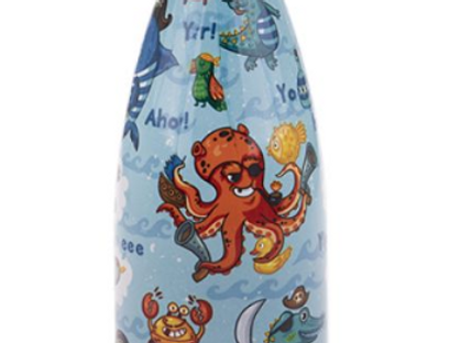 Oasis - Double Wall Insulated Drink Bottle Pirate