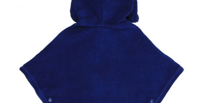 Mini Haha - Hooded Poncho