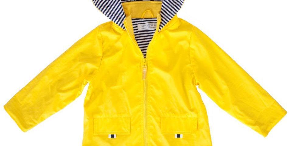 French Soda - Raincoat Yellow