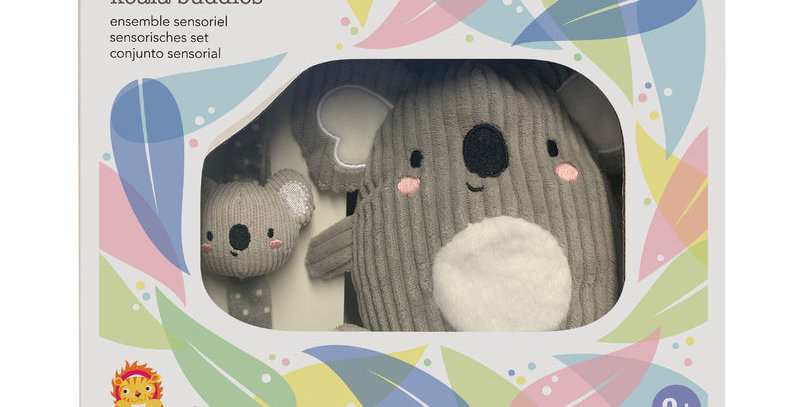 Tiger Tribe - Sensory Set - Koala Buddies