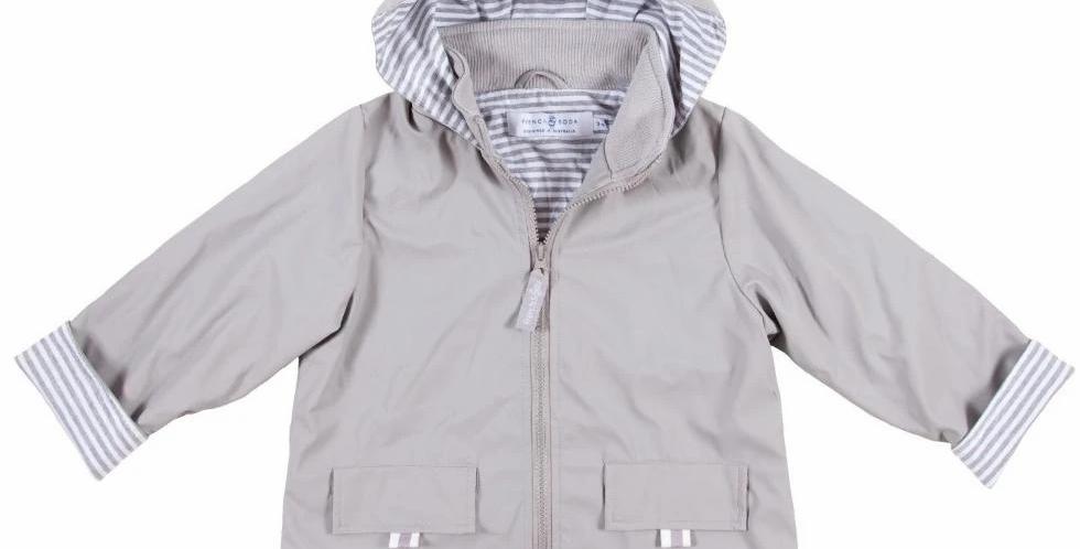 French Soda - Raincoat Grey