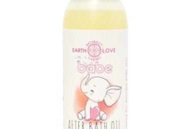 Organik Botanik - Earth Love Baby  After Bath  Almond Oil