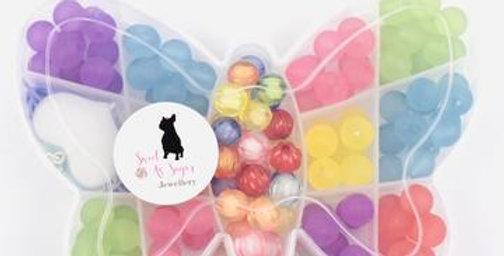 Sweet As Sugar Jewellery - Butterfly DIY Kit