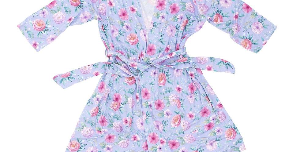 All4Ella  - Mummy Robe - Floral