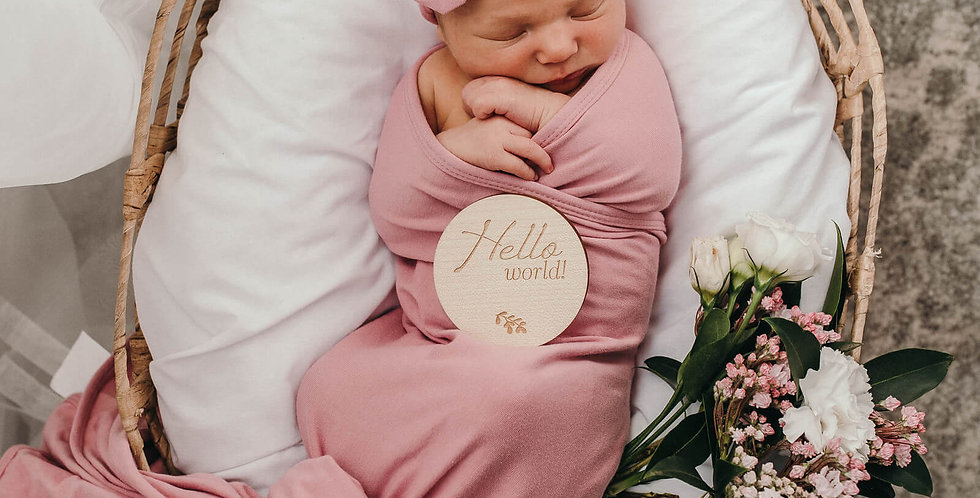 Snuggle Hunny - Jewel  Baby Jersey Wrap