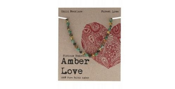 Amber Love - Children's Teething Necklace  Baltic Amber