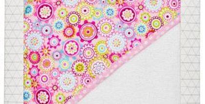 Es Kids - Hooded Towel Pink Floral