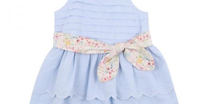 Mini Haha - Isla Stripe Dress