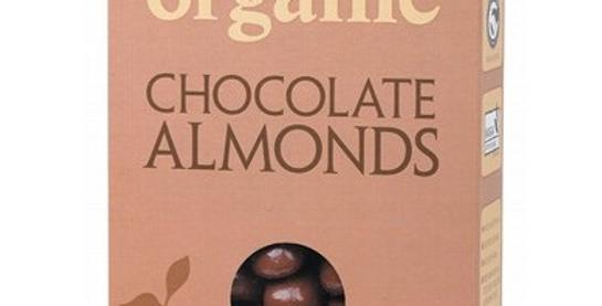 Organic Times - Milk Chocolate Almonds