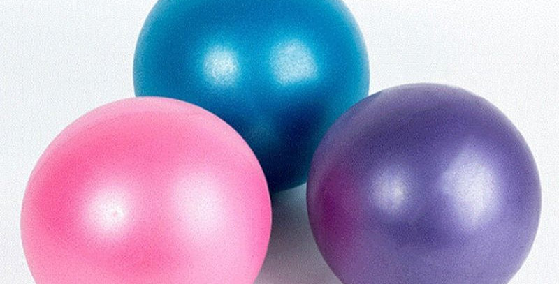 Mad Ally - Mad Ally 25cm Mini Exercise Ball Purple