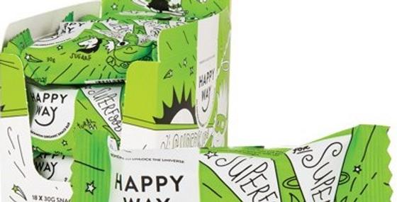 Happy Way - Kid's Snack Bar Apple Cinnamon
