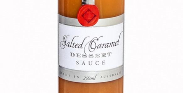 OGILVIE & CO  - Salted Caramal Dessert Sauce 250ML