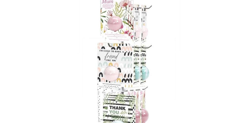 Splosh - Bath Bomb Gift Cards Starter Pack