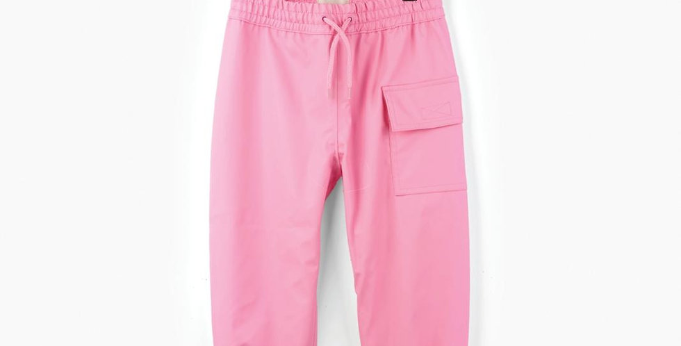 Hatley - Classic Pink Splash Pants