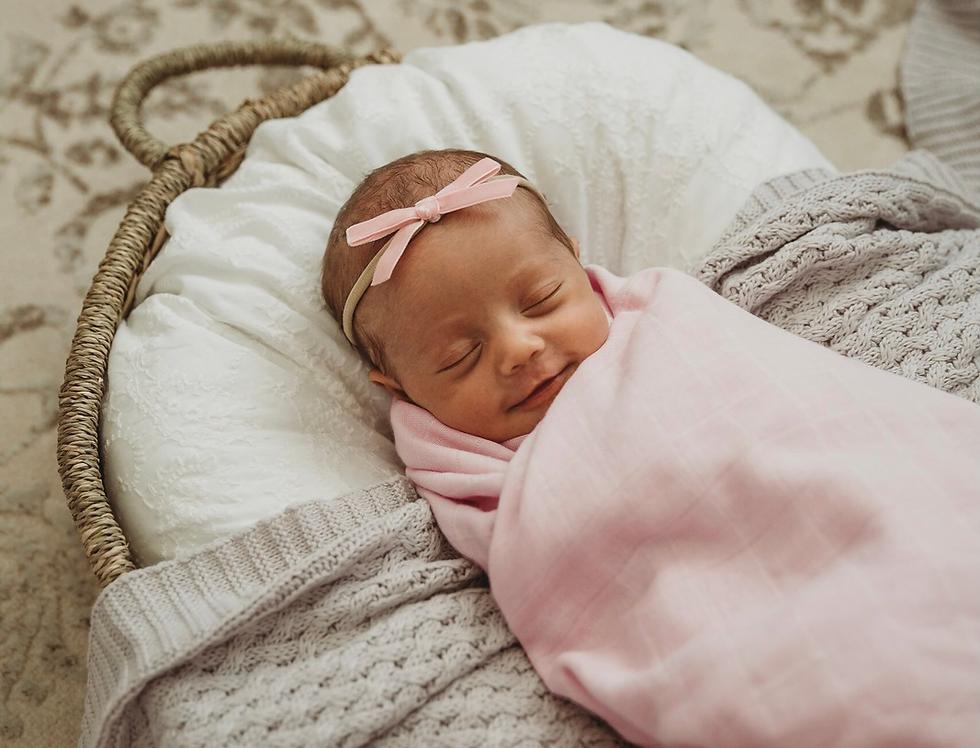Snuggle Hunny - Fairytale Organic Muslin Wrap