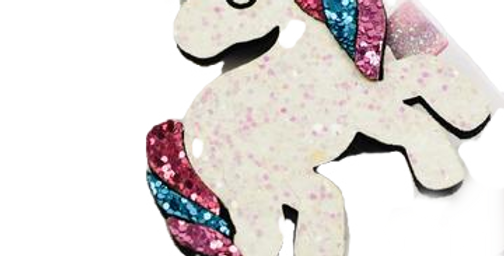 Sweet As Sugar Jewellery - Unicorn Hair Clip