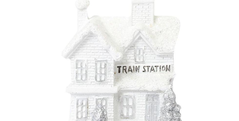 Splosh - Christmas Light Up Train Station