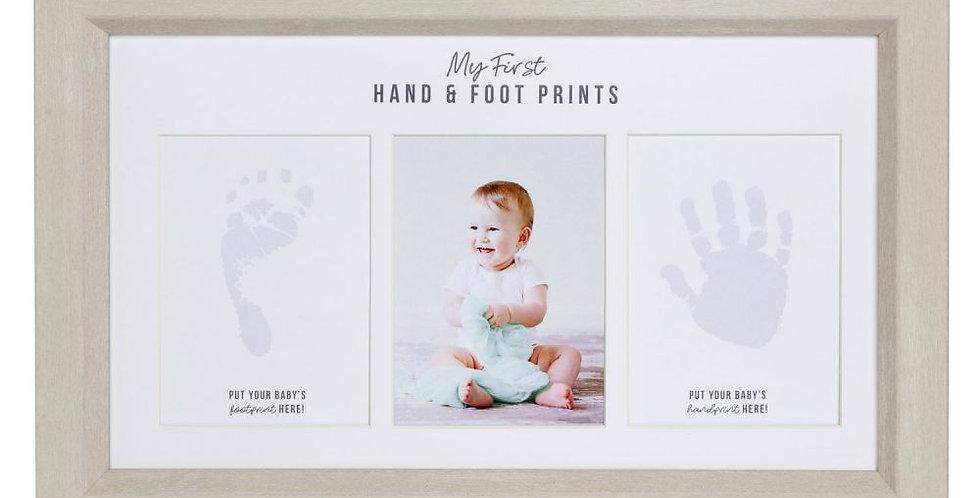 Splosh - Baby Hand & Foot Print Frame