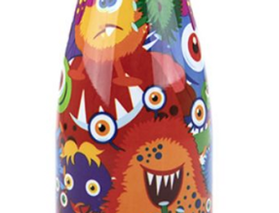 Oasis - Double Wall Insulated Drink Bottle  Monsters