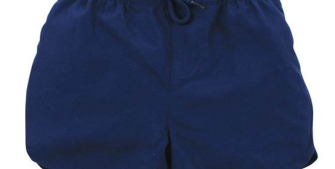 Mini Haha - Navy Swim Shorts