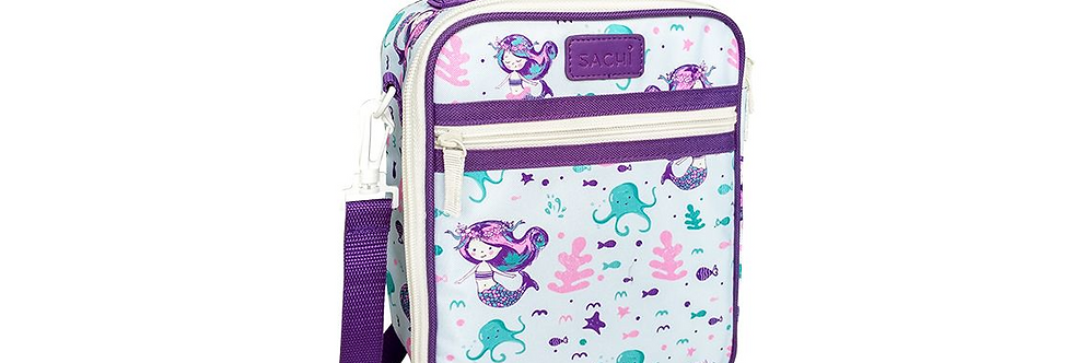 Sachi - Insulated Junior Lunch Tote - Mermaid