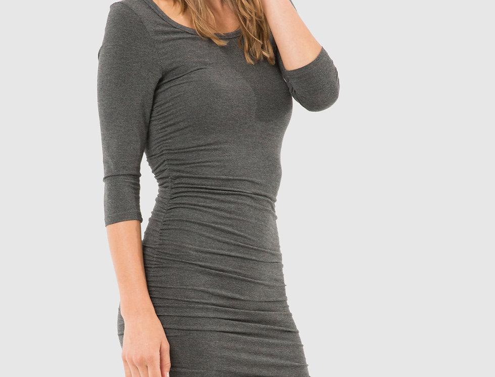 Bamboo Body - Softline 3/4 Sleeve Dress