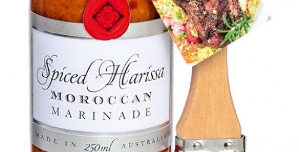 OGILVIE & CO - Spiced Harissa Moroccan Marinade 250ML