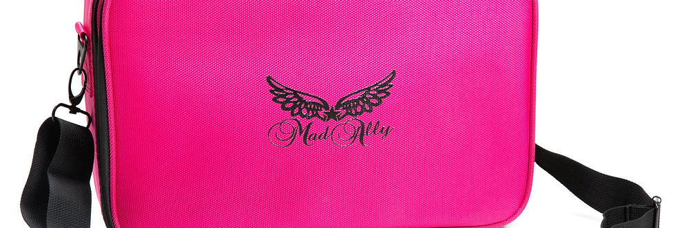 Mad Ally - Makeup Bag Hot Pink