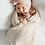 Thumbnail: Halo & Horns - Baby Swaddle | Organic Bamboo Jersey - Honey Vintage