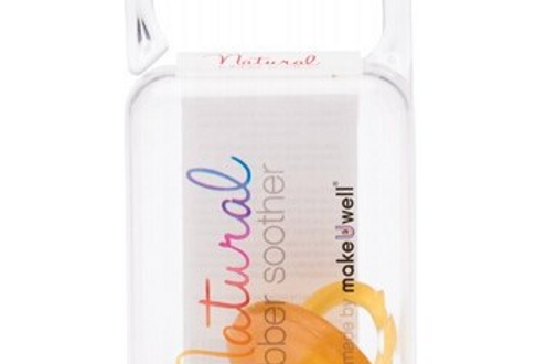 Natural  Rubber  Soother - Small Rounded (0 - 3 Mths)