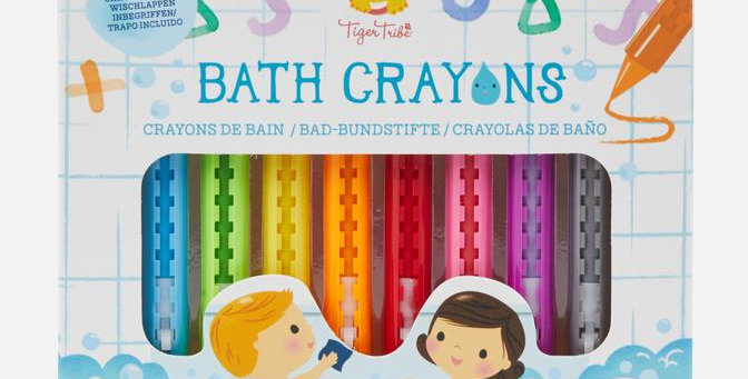 Tiger Tribe - Bath Crayons