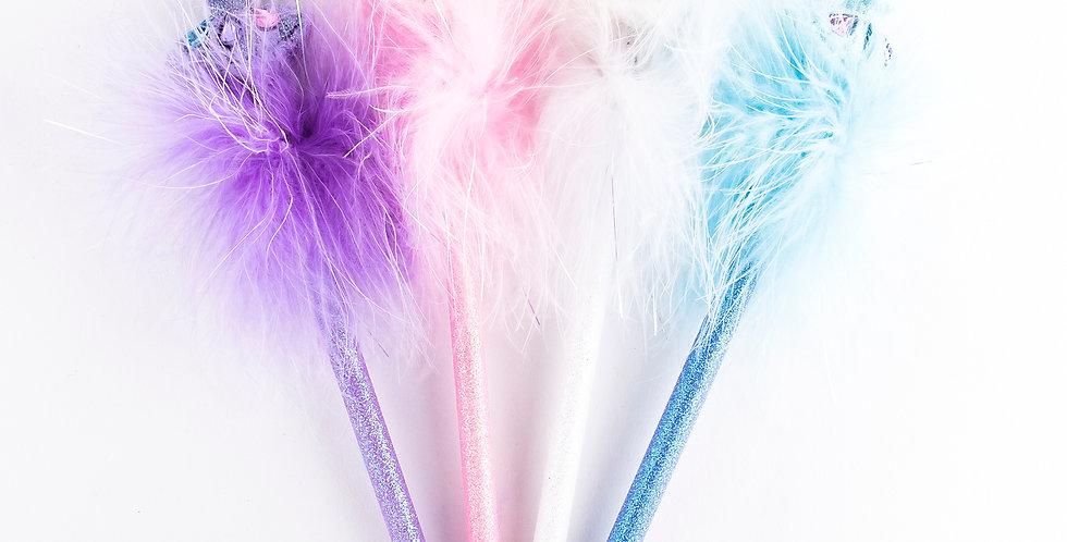 Mad Ally - Ballerina Fluffy Pens