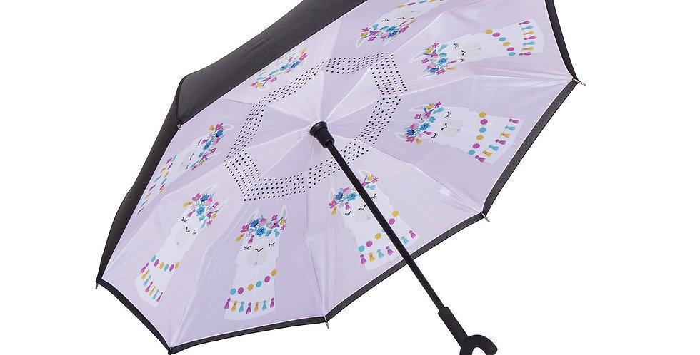 All4Ella - Kids Umbrella Llama