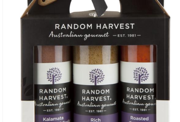 Random Harvest - Classic Tapenades Carry Case