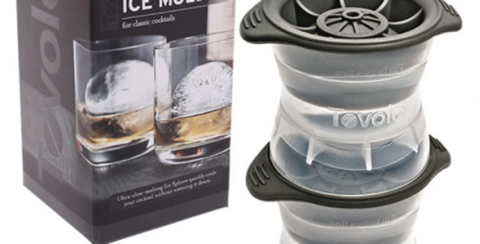 TOVOLO - Sphere Ice Mould Set 2