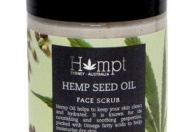Hempt - Hemp Seed Oil - Face Scrub